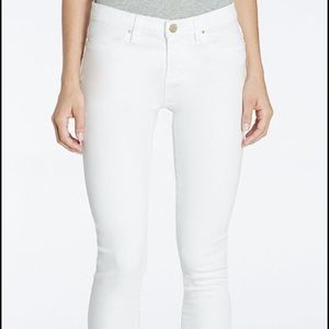American Eagle Outfitters White Skinny Jegging