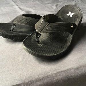 Hurley Other - Hurley flip flops
