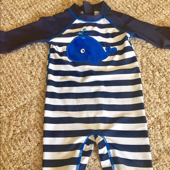 Koala Kids Swim Body Suit Size 9 Months By Poshmark