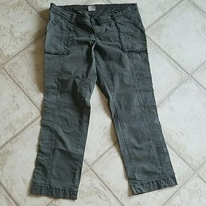 Old Navy Pants - NWOT Old Navy cropped maternity skinny pants