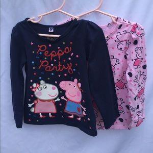 Peppa Pig Other - Peppa Pig shirts