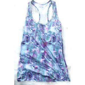 Athleta Tops - Athleta Watercolor Summer Tank
