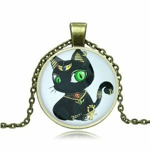 Jewelry - Boho Cat Necklace NEW