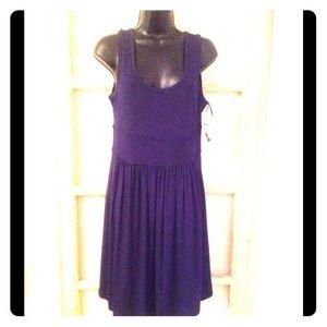 Cynthia Rowley Dresses & Skirts - Navy Blue Dress Size L. NWT