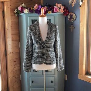 AB Studio Jackets & Blazers - AB STUDIO Tweed Jacket. So Beautiful!!