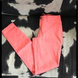Cello Jeans Denim - Salmon colored jeans