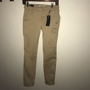 Scotch & Soda Pants - SCOTCH & SODA CHINO FIT KHAKIS 24W 32L NWT