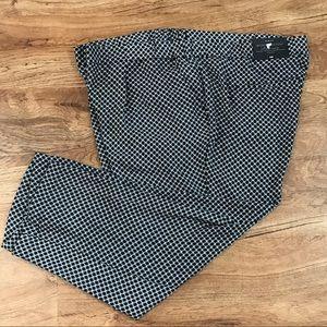 Worthington Pants - Worthington Slim Fit Ankle Pants - 2X