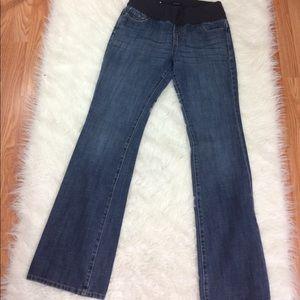 GAP Denim - GAP maternity Bootcut jeans