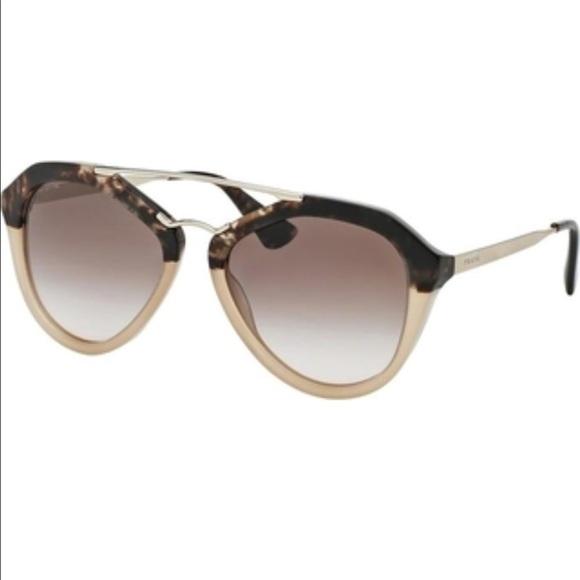 03b68c96a1ef Prada Sunglasses SPR12Q ROZ-0A6