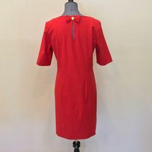 Love Moschino Dresses & Skirts - Love Moschino Red sheath dress