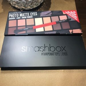 Smashbox Other - Smashbox photo matte eyes palette new Authentic