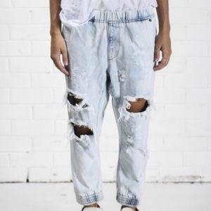 🇺🇸One Teaspoon relaxed fit anarchy dundees - sm