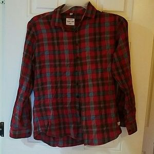 Frank & Oak Other - Frank and Oak Plaid Shirt Flannel