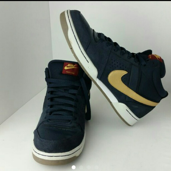 Crítica Fundador embargo  NIKE Shoes | Nike Renzo 2 Ii Mid Mens Shoes | Poshmark