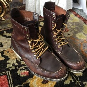 Timberland Earthkeepers originals distressed style