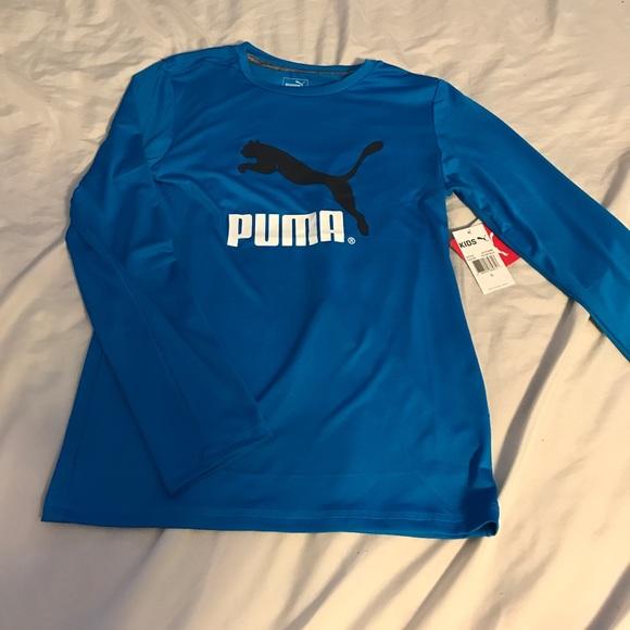 f366e681431 Puma Tops | Compression Shirt | Poshmark