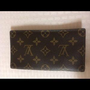 Handbags - Check book wallet