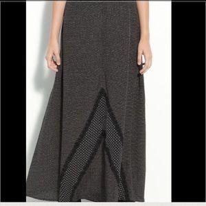 Winter Kate Dresses & Skirts - 100% silk Winter Kate silk twilight maxi skirt