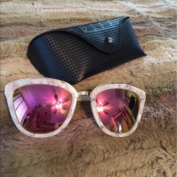 66970b6a8f35a Diff Eyewear Accessories - Diff eyewear rose pink pearl frames