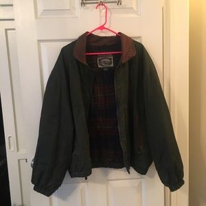 Pacific Trail Other - Vintage Pacific Trail forest green jacket