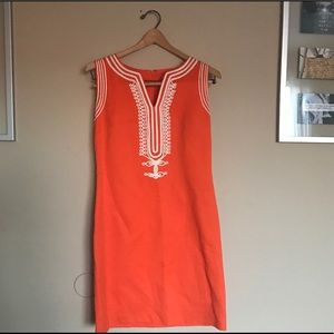 Nygard red dress