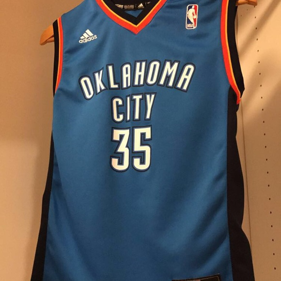 56 Off Adidas Other Kevin Durant Okc Youth Medium