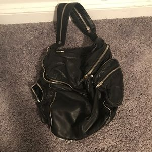 Alexander Wang Handbags - Alexander Wang soft leather Jane zip around bag