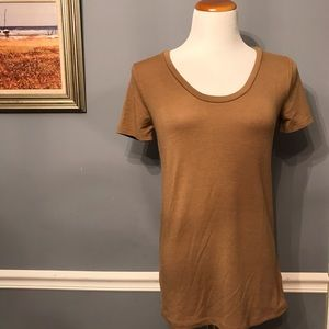 [J. Crew] Collection Dolci V-Neck Trr