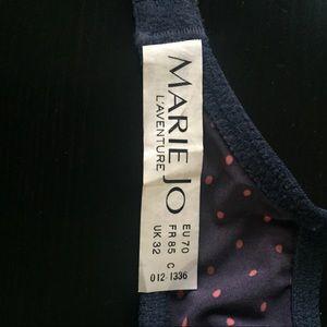 Marie Jo Intimates & Sleepwear - Adorable Marie Jo Polka Dot Bra