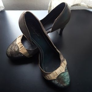 Anthropologie Shoes - Excellent Condition Miss Albright Shoes