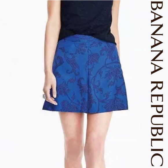 3b3617d397a7 Banana Republic Pants - Banana Republic Drapey Floral Print Shorts