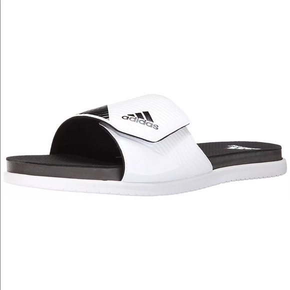 660636345baf Adidas Men s Supercloud Plus Slide M Sandals White