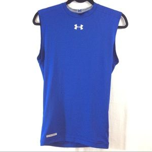 Under Armour Other - NWOT Under Armour Heat Gear sleeveless compression
