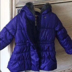 Osh Kosh Other - OshKosh B'Gosh Girls 3T Purple Coat NWT