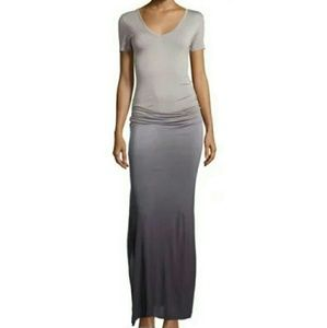 Young Fabulous & Broke Dresses & Skirts - YFB Ruched Ombre Maxi