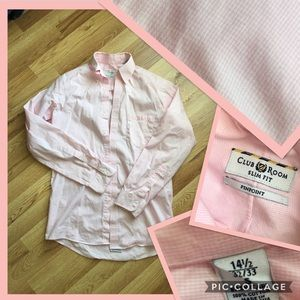 Club Room Other - Light Pink Button Down Shirt