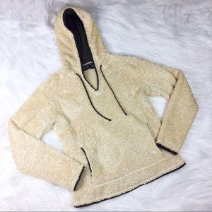 Mountain Hard Wear Tops - Mountain Hardwear Fuzzy Monkey Woman Fleece Hoodie