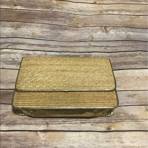 Handbags - Straw clutch