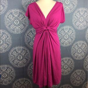 Seraphine Dresses & Skirts - Seraphine Pink Maternity Dress