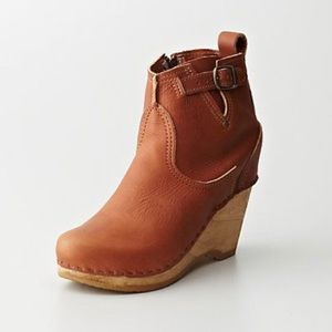 No. 6 Shoes - No. 6 STORE BUCKLE BOOT HANDMADE BY SVEN STEVEN AL