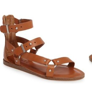 1. State Shoes - 1.State Leather Sandals - NWT!!! Size 6