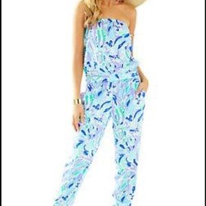 Lilly Pulitzer jump suit