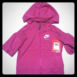 Nike Other - NIKE pink toddlers jacket