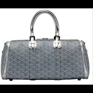GOYARD Handbags - Silver Limited Edition GOYARD Bag NWT discontinued