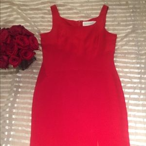 Hugo Buscati Red Dress
