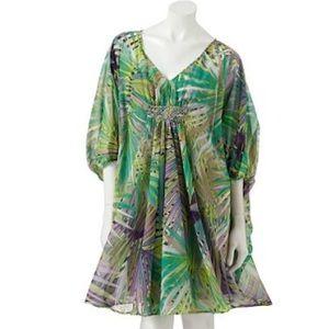 Jennifer Lopez Caftan Dress