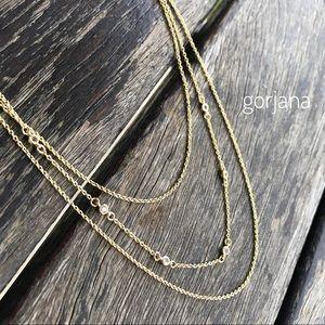 Gorjana Jewelry - Gorjana layered necklace