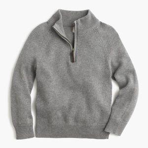 J. Crew Other - NWOT• J. Crew half zip pullover ✨