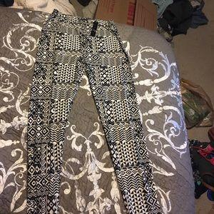 la 12 st Pants - Patterned leggings